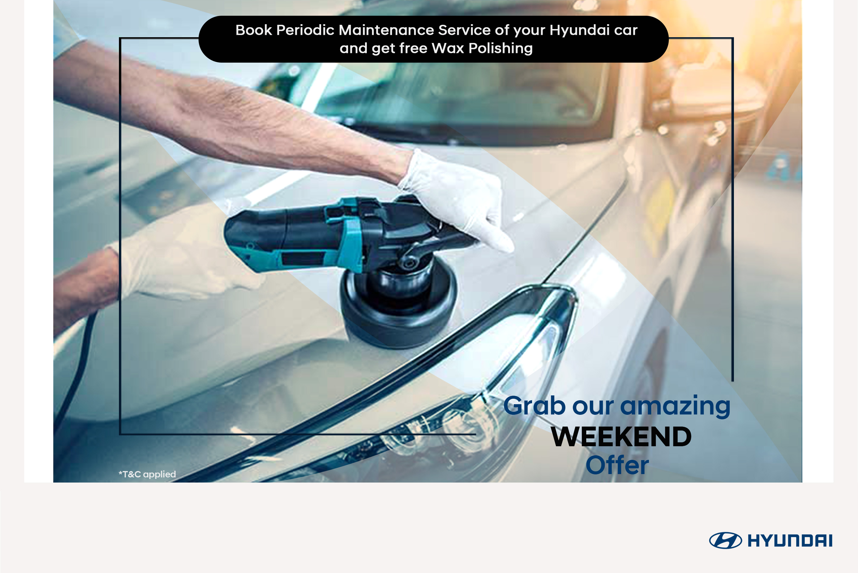 Weekend Service Offer Car Offers