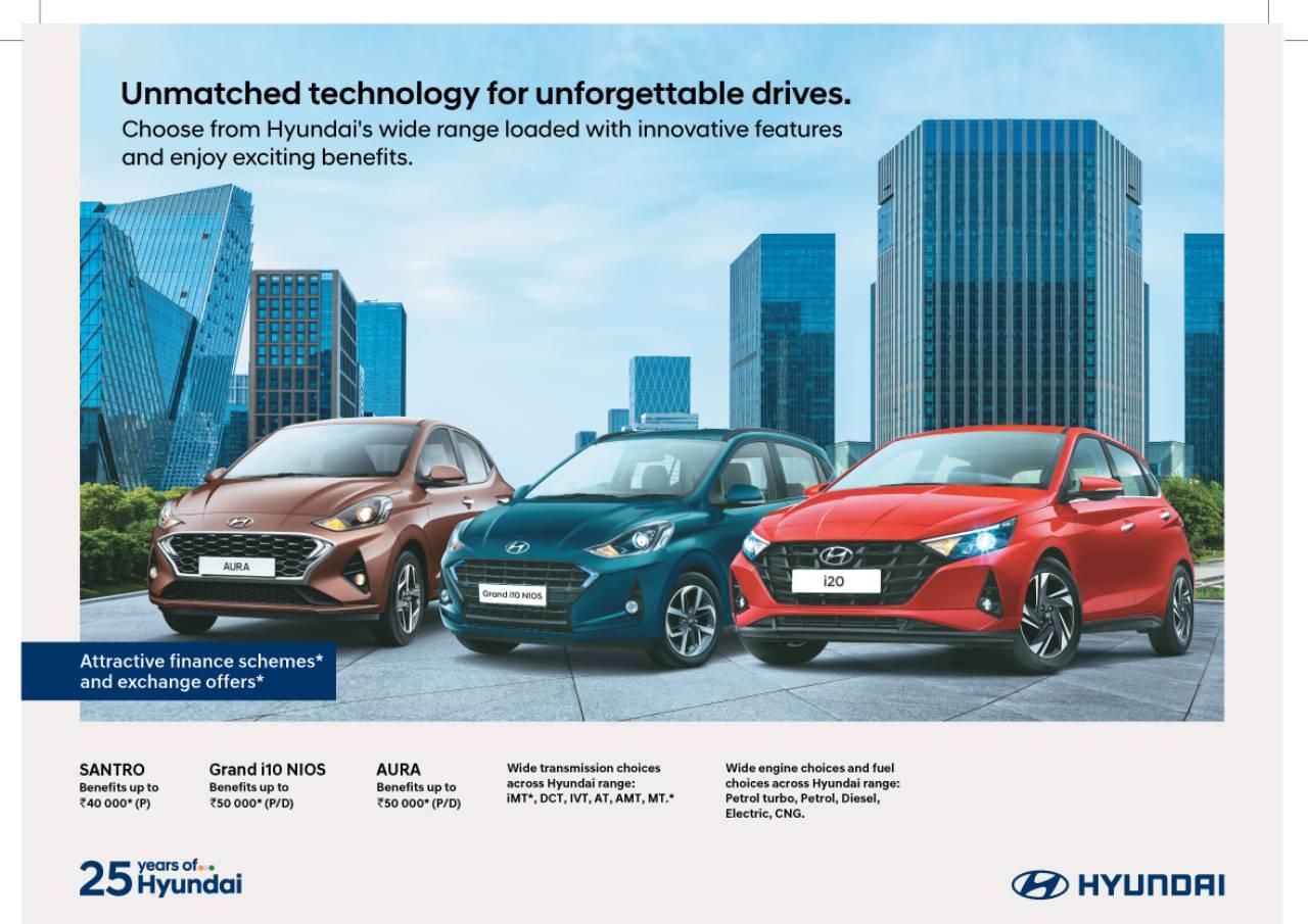 September 2021 Hyundai Offers